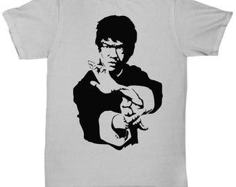 Bruce Lee Shirt Tee T-shirt  S - 5XL   7 Colours