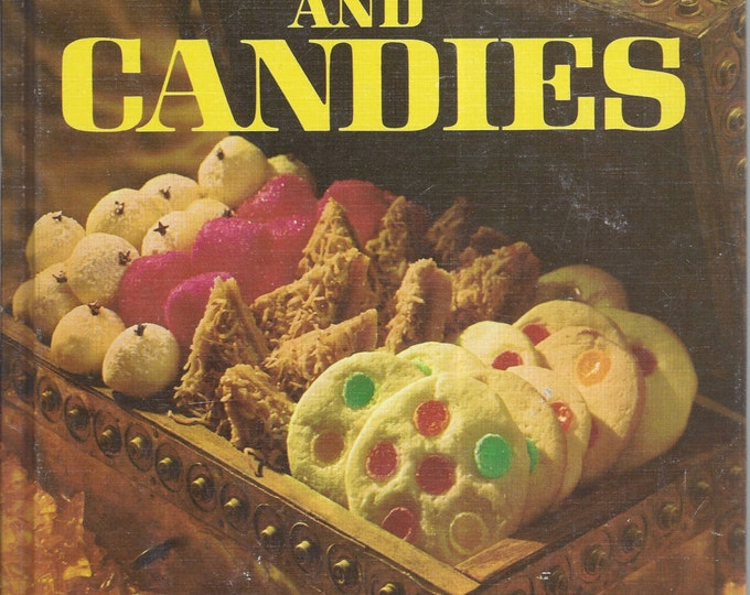 Better Homes and Gardens: Cookies and Candies Cook Book (Hardcover)