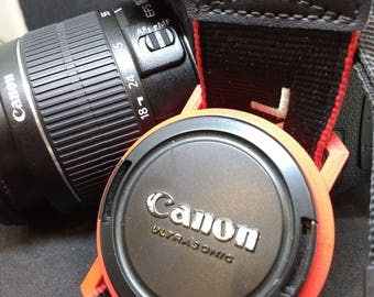 DSLR Lens Cap Holder (Multiple Sizes)
