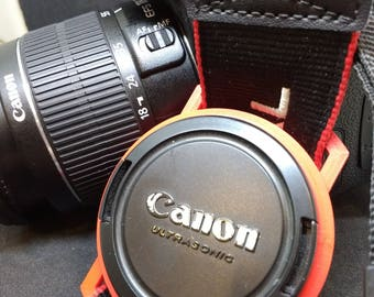 Lens Cap Holder (Multiple Sizes)