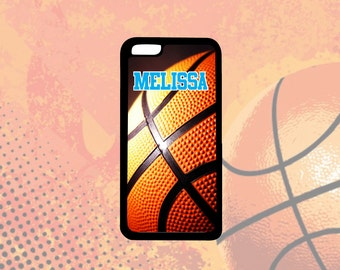 Basketball Phone Case, iPhone 4/4s, iPhone 5/5s, iPhone 5c, iPhone 6/6s, iPhone 6+/6s+, Samsung S4, S5, S6, Note 3, Note 4, Note 5