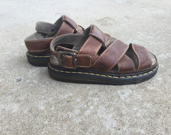 Vintage 90's Dr. Martens Sandals
