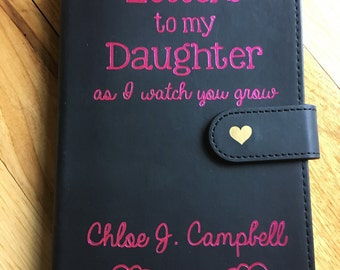 Letters to My Daughter - Personalized Keepsake