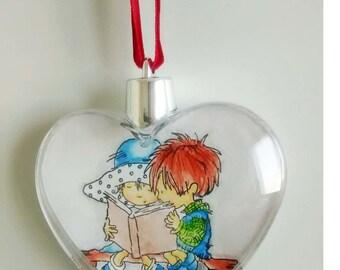 Valentine decoration, boyfriend love gift, girlfriend Valentine, gift her heart, decor Valentine day, cute gift for her, love gift Valentine