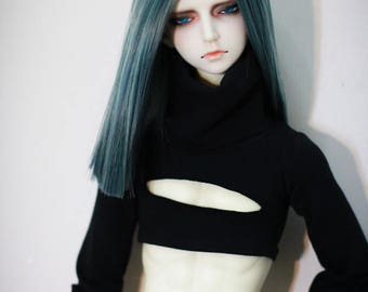 "M311:   9-10""BJD wigs,handsome boy,man long hair for 1/3 bjd doll SD17 SD13 Soom IOS crobi doll"