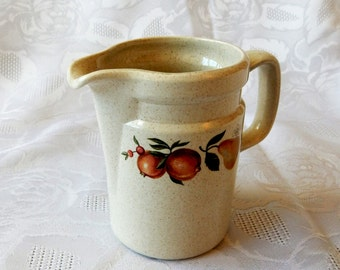 Wedgwood Quince Jug