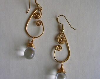 It's sunny! earrings