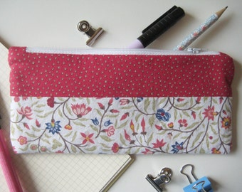 Pencil cases Berry bag with flowers
