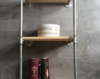 Industrial shelf, 3 tiers