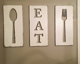 Eat Panel Set