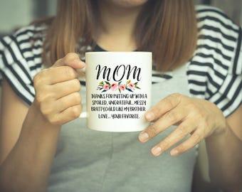 Mothers Day Mug, Mother's Day Gift, Mom Mug, Coffee Mug, Gift For Mom, Mother's Day, Mom Gift, Funny Mug, Mug For Mom, Mom Coffee Mug