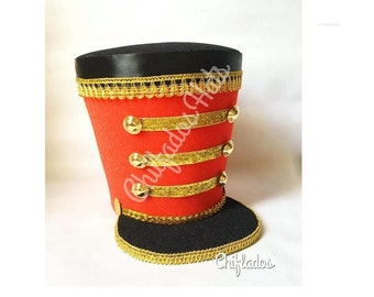 Ringmaster Circus Costume Party Hat