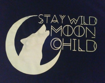 Pagan moon shirt