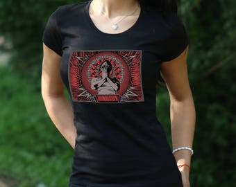 Soundgarden T-shirt Chris Cornell shirt Chris Cornell Womens Shirt Rock Tee Rock Womens tshirt Audioslave Tshirt Chris Cornell tshirt