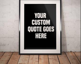 Custom Quote  5x7 8x10 11x14 12x16