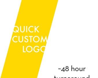 Quick Custom Logo