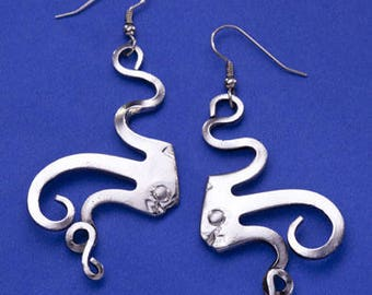 Forkfish Earrings