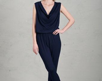 Jumpsuit for Bridesmaids - Anouk, Dark Blue