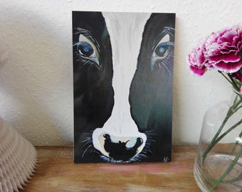 Cow | Cow, art print, print, print