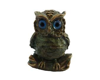 Metal Figure Owl
