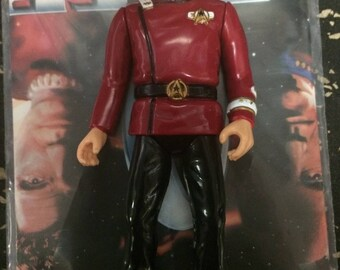 Star Trek Generations - Admiral James T. Kirk Figure by Playmates