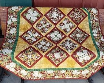 Beautiful Octagon Table Topper