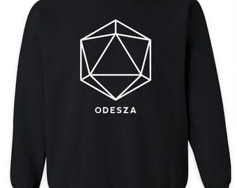 Odesza Shirt Crewneck Sweatshirt - EDM Shirt - EDC Shirt - Electronic Music Shirt - Flume Shirt Sweatshirt - Odesza T Shirt - Rave Shirt