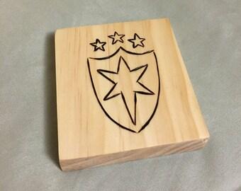 Shinning Armor Cutie Mark Board