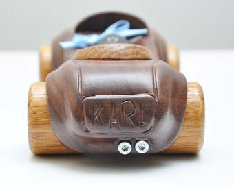 Wooden car, Personalized car, Cabrio, Wooden toy, Toy for boy, Car, Gift for boys