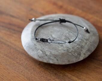 Cutthroat Bracelet
