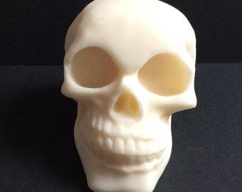 Skull candle wax 100% rapeseed