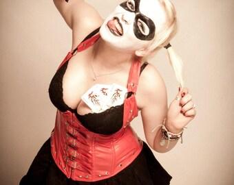 Faith - Vintage Harley Quinn 7x5in Print - 1
