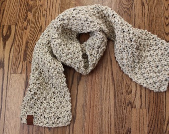 Double Moss Scarf