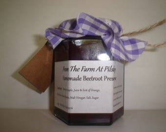 Beetroot Preserve