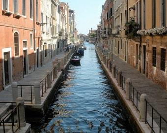 Venice, Italy , Travel Photography, Prints, Wall Art, Home Decor , Wall Print Art, Venezia , Venetian Canal, Wall Travel Art, Venice Art