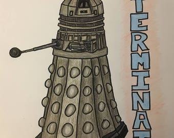 Exterminating Dalek