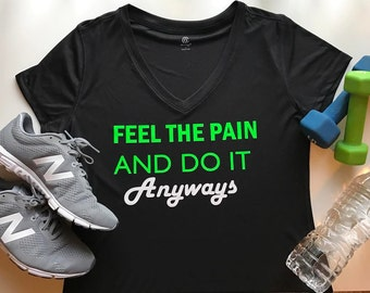 Women's Athletic Shirts and Tanks