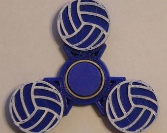 Volleyball Fidget Spinner