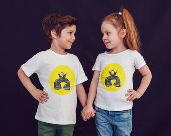 David Bowie Kids Shirts Kids tshirt Toddler Shirt Gift For Kids Rock Shirts Kids Shirt Kid T-Shirt Boys Top Girls Top Rock Kids Clothes