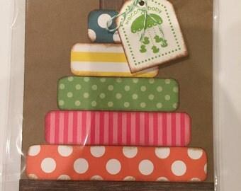 Baby Card Handmade Standard A2