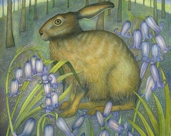 The Bluebell Hare