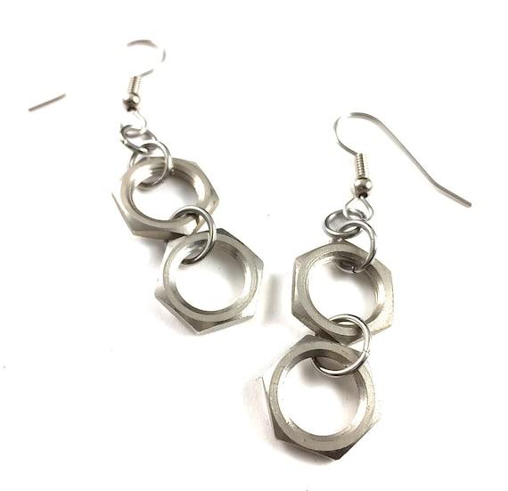 Dangle Earring Hardware Jewelry Industrial Dangles