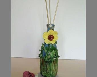 Reed Diffuser Bottle Summer Art