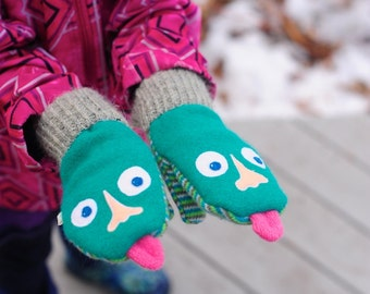 Critter Mittens - Proceeds to Charity