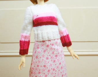 Knitted Sweater for Bjd SD Girls - 21008