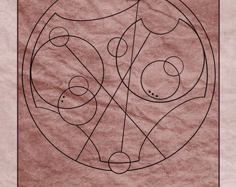I Love You in Doctor Who's Gallifreyan