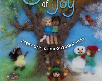 Seasons of Joy: Everyday is for Outdoor Play Signed by Author/ Illustrator