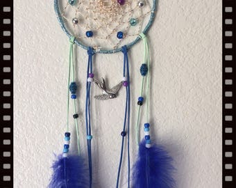 "6"" Dream Catcher with traditional weave."