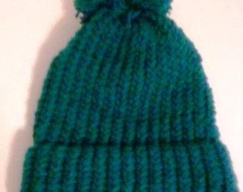 Hat / Beanie / Toddler Beanie / Crochet Hat / Crochet Beanie
