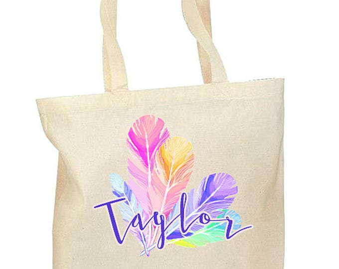 Bridesmaid Bride Tribe Bags, Personalized Bridesmaid Totebag, Gift for Bridesmaid, Canvas Totebag, Canvas Bag Personalized, Nature Lover